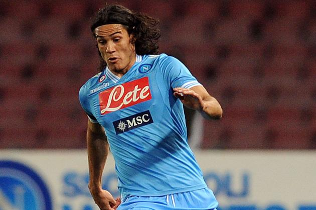 'Madrid Want Cavani'