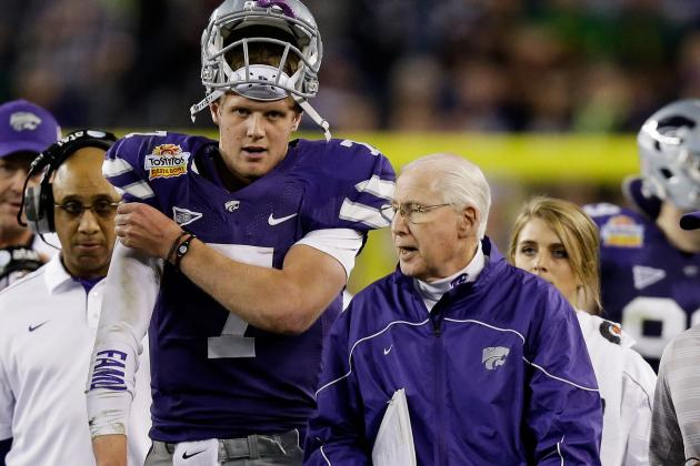 K-State's Snyder: College Athletics