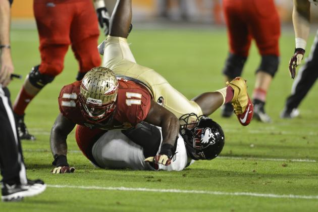 Vince Williams Scouting Report: NFL Outlook for Florida State ILB