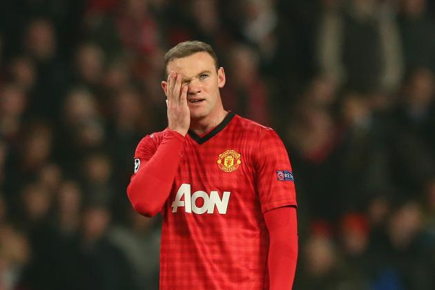 His Future Up in the Air, Wayne Rooney's Will Be a Summer of Uncertainty