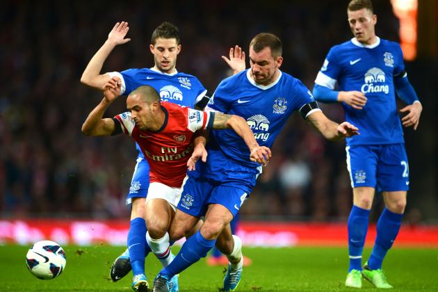 Arsenal 0-0 Everton: Toffees' Ambition Almost Costs Them Deserved Point