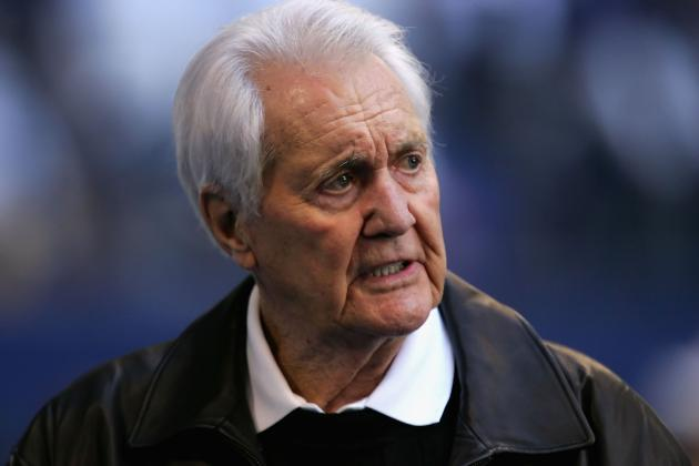 RIP Pat Summerall, a Giant and a Giant