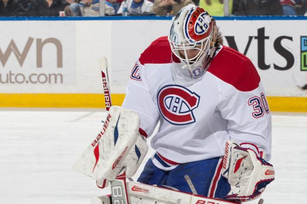 With Price Struggling, Budaj Gets Nod for Habs Versus Pens