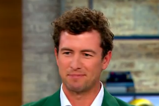 Adam Scott Is Not Single (sorry, Ladies)