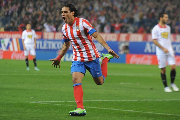 Radamel Falcao: Latest News and Rumors About Potential Manchester United Move