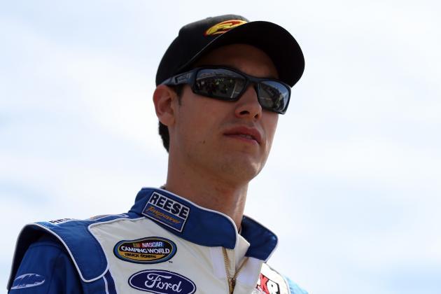 NASCAR Penalizes Penske Drivers, Truex Jr.