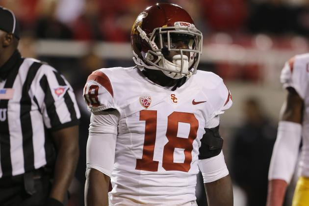 USC Football: Dion Bailey Moves Back to Safety