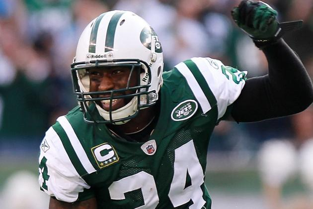 Jets Price for Revis May Be Too High for Bucs