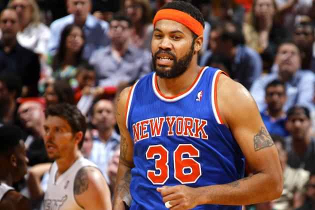 Rasheed Wallace Retires from NBA