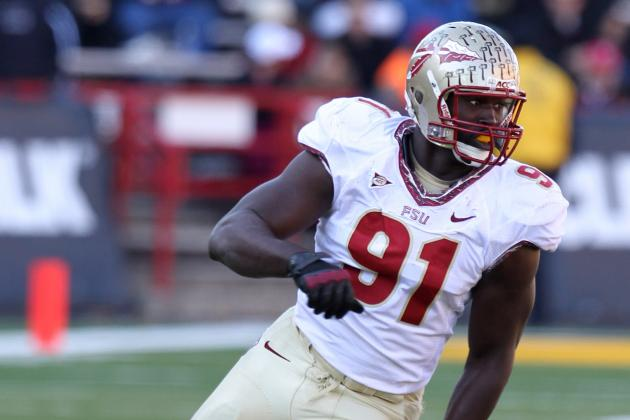 49ers to Get Close Look at FSU Defensive Lineman Carradine
