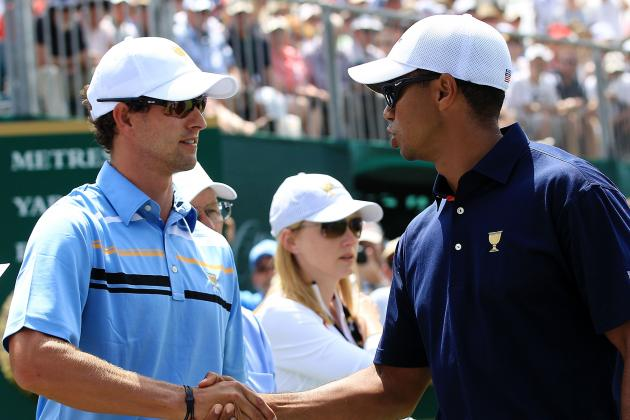 Adam Scott Says Tiger Woods 'Absolutely' Will Break Jack Nicklaus' Record