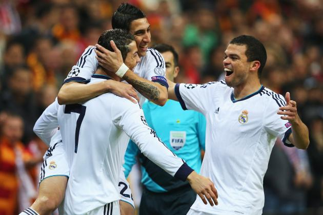 Real Madrid Tops Forbes List of Most Valuable World Football Clubs