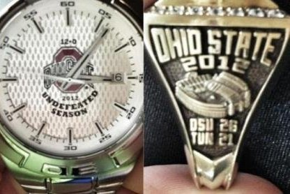 Ohio State Won't Even Acknowledge Michigan by Name on Its 12-0 Rings