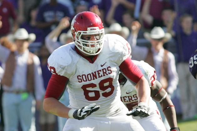 Lane Johnson on Eagles Drafting Him: 'It's a Good Possibility'