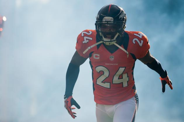 Broncos' Champ Bailey Not Ready for Move to Safety
