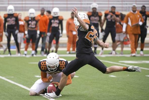 Texas Football Spring Practice: Everything You Need to Know About Special Teams