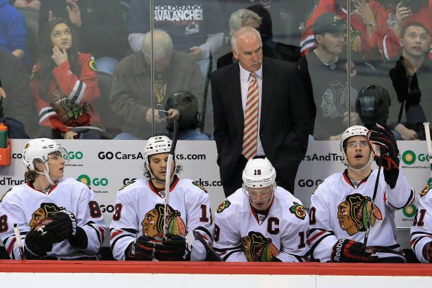 Blackhawks Continue to 'Frustrate' Opponents