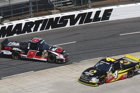 Hornaday Loses Points over Spin