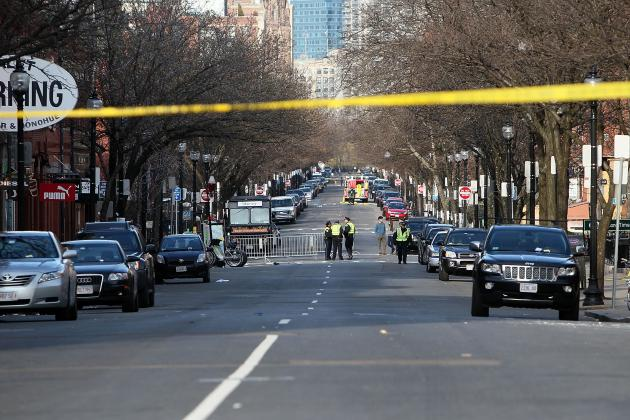 Authorities Arrest Suspect in Boston Bombings, Source Says