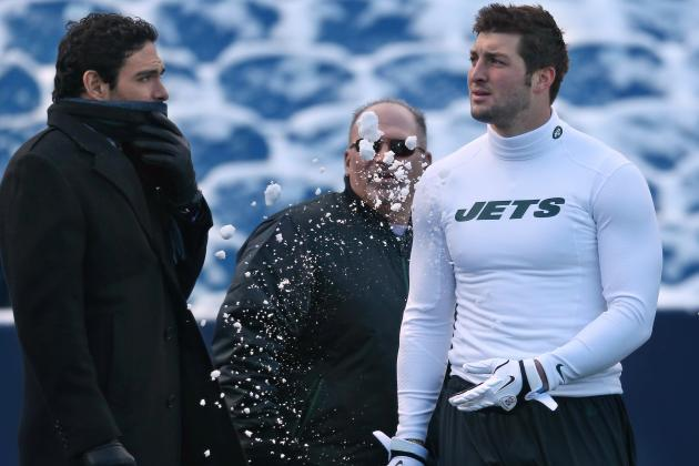 Tim Tebow Should Change Positions If He Hopes to Remain in NFL
