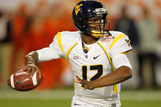 Debate: Should the Bills Use Their 1st-Round Pick on Geno Smith?