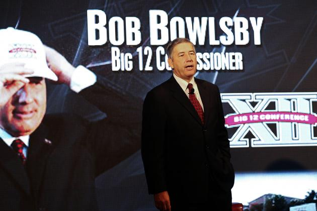 Bowlsby: Big 12 Still Not Looking to Expand