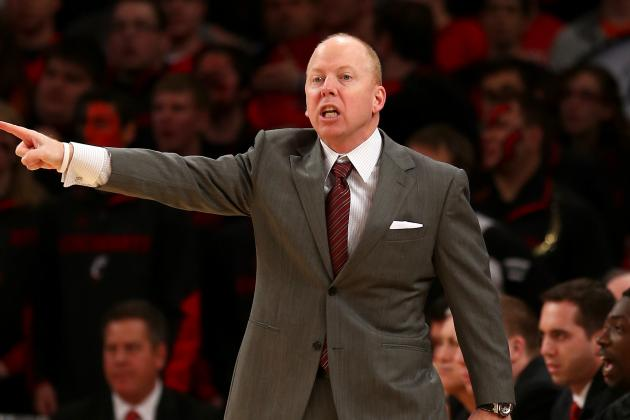 UC Announces Contract Extension for Mick Cronin