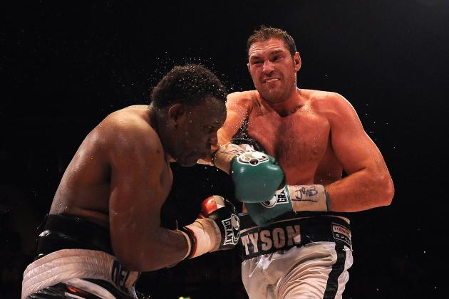 Is Tyson Fury the Next Great Heavyweight?