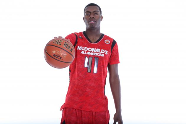 Spring Signing Period: Dakari Johnson Gives Kentucky 'a True Center'