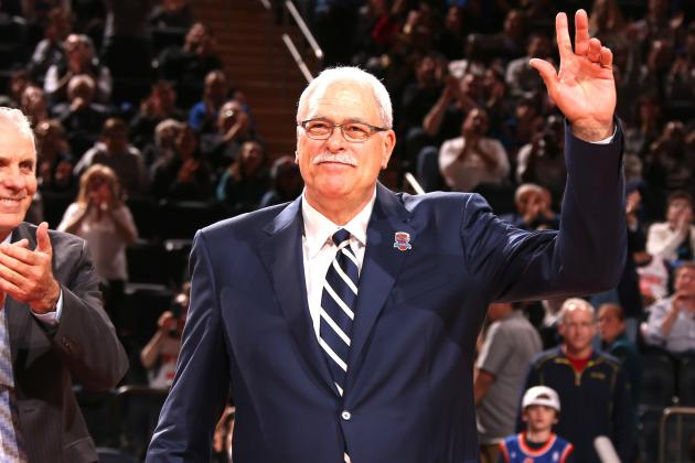 Phil Jackson Reportedly Wants to Return to NBA in Coaching or Executive Role
