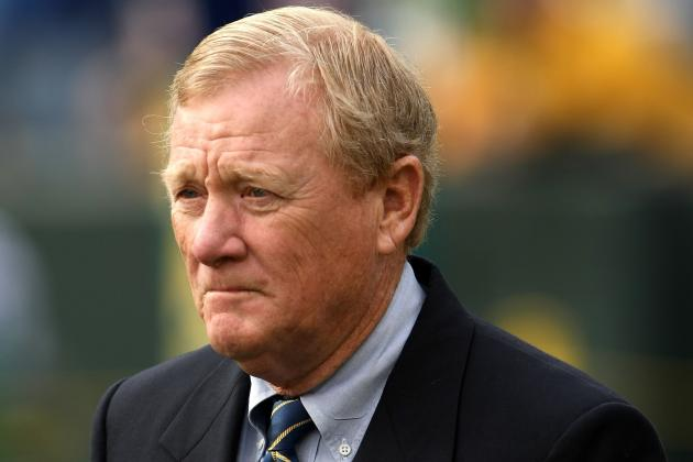 Polian On Pressure of Having the No. 1 Pick