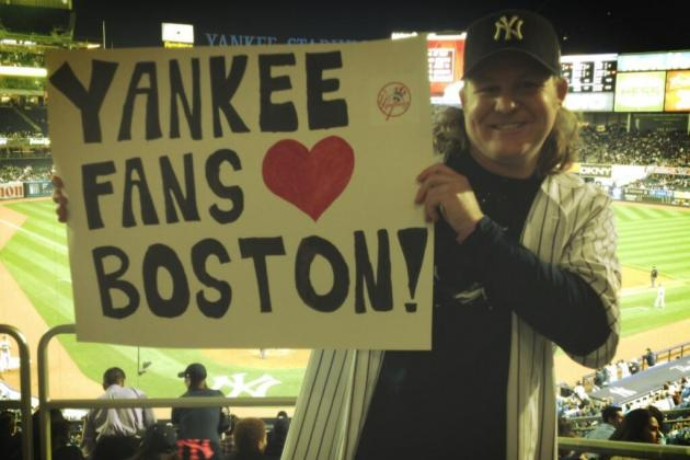 How MLB Paid Tribute to Boston All Around the League