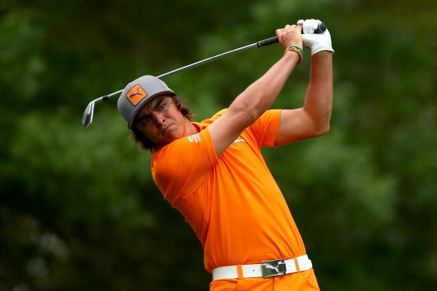 B/R Exclusive: Rickie Fowler Talks Style, His Future and Golf's Growth