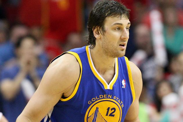 Bogut's Surgeon Confirms Warriors' Diagnosis: Bone Bruise