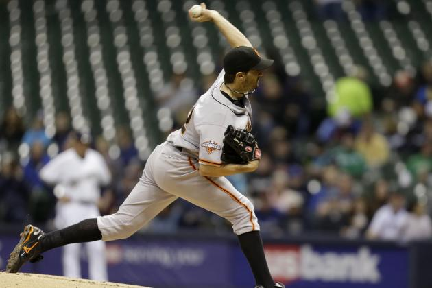 Giants Get Pounded as Zito's Streak Ends