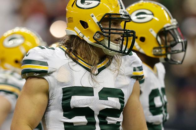 Packers Sign LB Clay Matthews to a Five-Year Extension