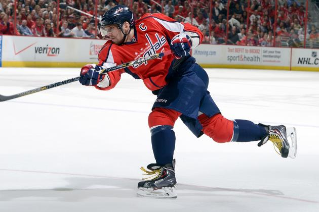 Will Underdog Role Help or Hurt the Washington Capitals?