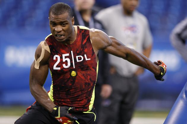 2013 NFL Mock Draft: What Each First-Round Team Will Do