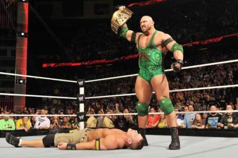 Ryback Will Never Be Able to Replace John Cena