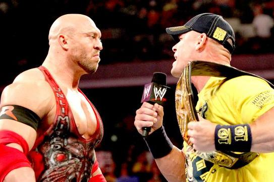 Ryback Gets Heat over Twitter Remarks About John Cena?