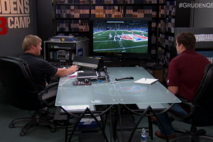 Video: Luke Joeckel in Gruden's QB Camp