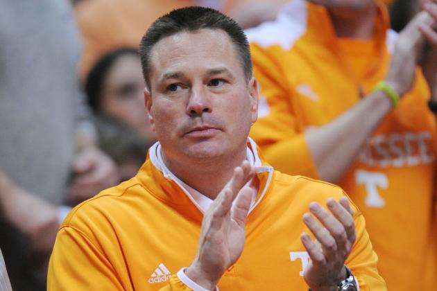 For Butch Jones, It's Been Access Supplied During His Time at Tennessee