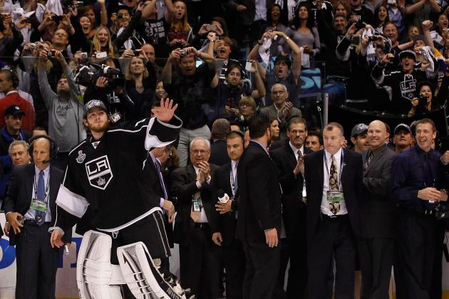 Why Home-Ice Advantage Should Still Be a Really Big Deal for the Kings