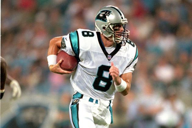 Former Panthers QB Dies of Drug Overdose, Autopsy Shows