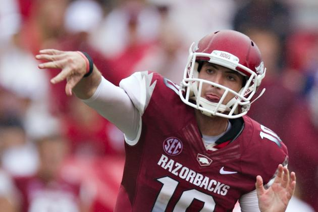 Allen Leads QB Race as Spring Game Nears