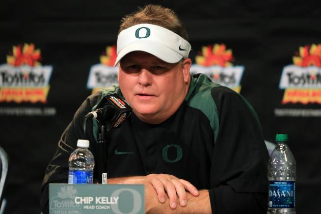 Chip Kelly Issues Statement Regarding NCAA Investigation