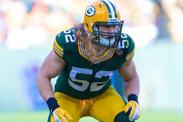 Clay Matthews Signs Long-Term Extension with Green Bay Packers