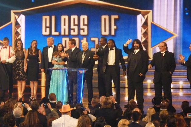 WWE Hall of Fame 2013: Grading the TV and PPV Versions