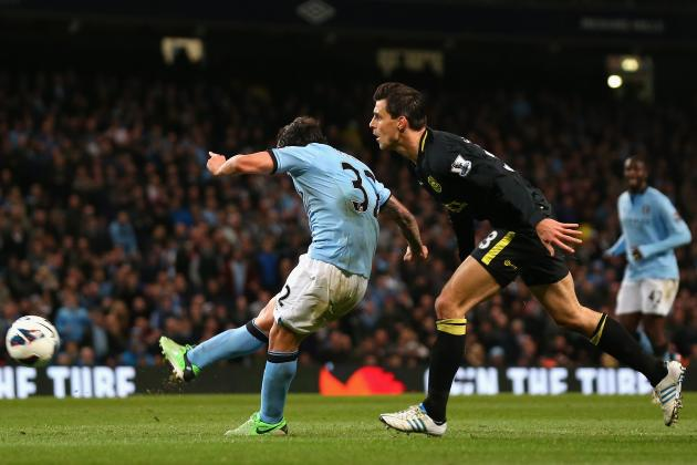 Manchester City 1-0 Wigan: Tevez Hands Hosts Victory in FA Cup Final Rehearsal