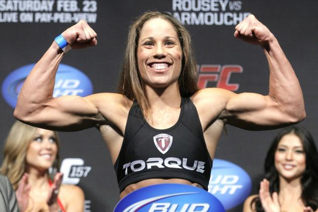 UFC Fighter Liz Carmouche Campaigns to Be Nike's Sponsored Gay Athlete